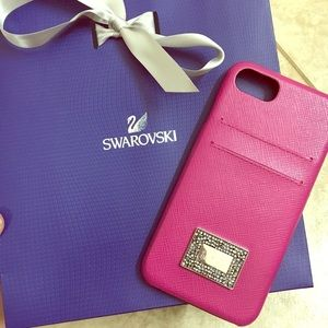 SWAROVSKI PHONE CASE